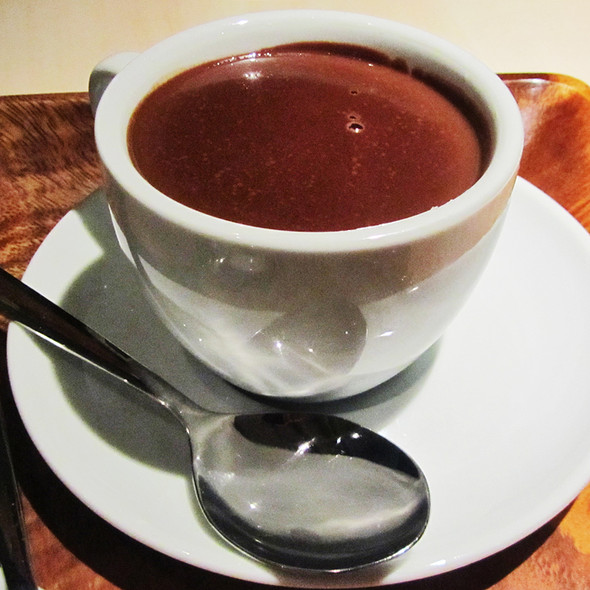 Hot Chocolate @ Moustache