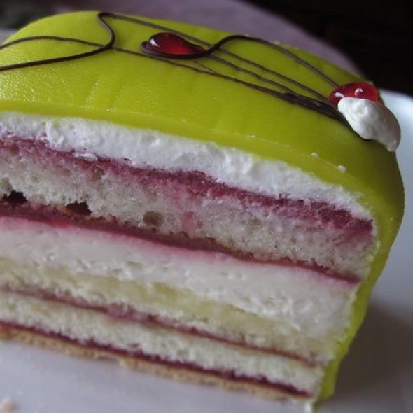 Swedish Princess Cake @ Schubert's Bakery