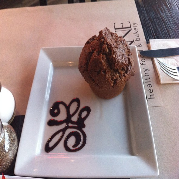 Muffin De Canela - Debbie & Peponne - Santa Fe, México, CDMX