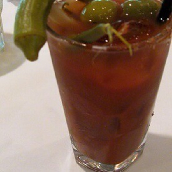 Spicy Bloody Mary @ Commander's Palace