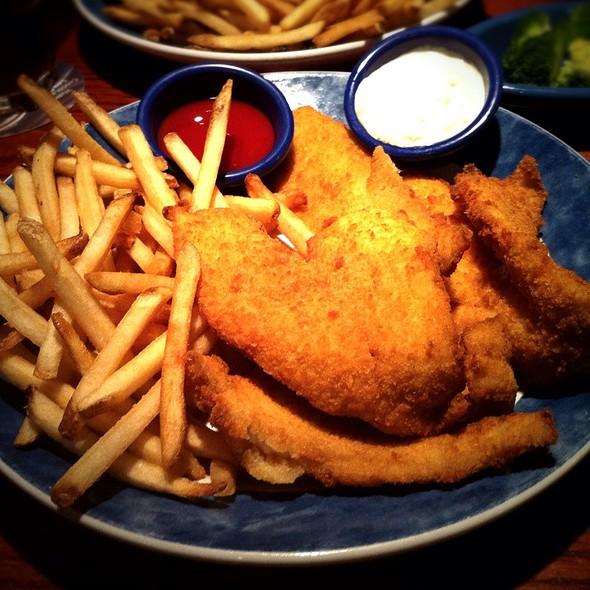 Flounder @ Red Lobster