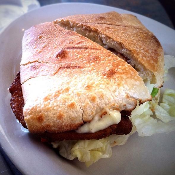 Chicken Parm Hero @ A Taste of Italy Siciliano's