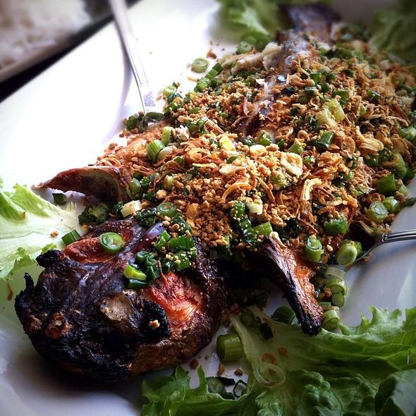 Cá Trung @ Saigon Block Restaurant