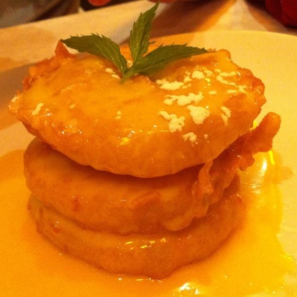 Apple Fritter @ Summit Thai Cuisine