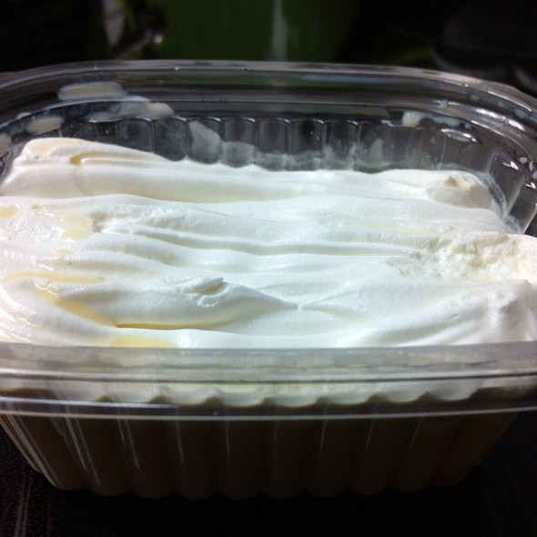 tres leches @ Nutrelight