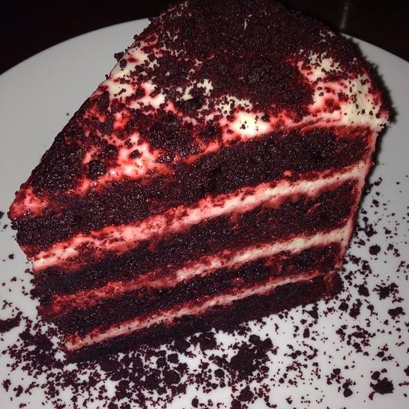 Red Velvet Cake @ Park Tavern