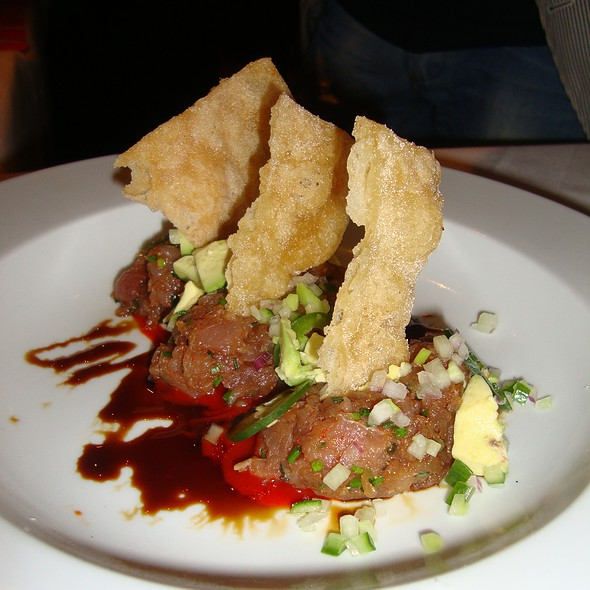 Tuna Tartare - benjy's upper washington, Houston, TX