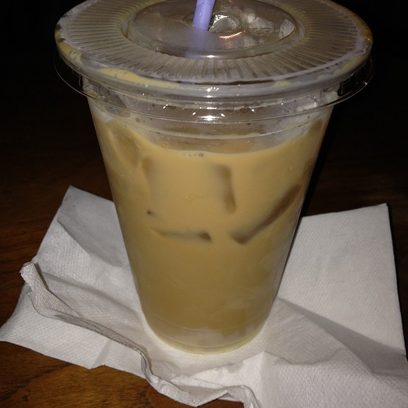 Thai Iced Coffee @ Coffee Or Tea?