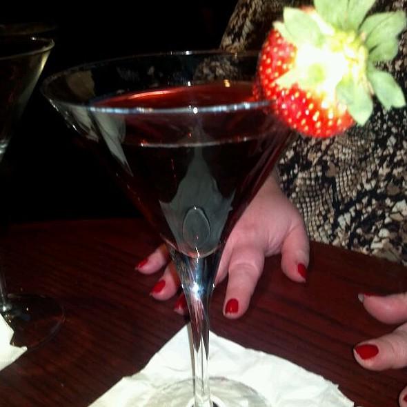 Strawberry Fizz @ Bar Louie