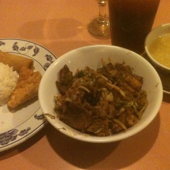 All You Can Eat @ Mongolian Bar B Q