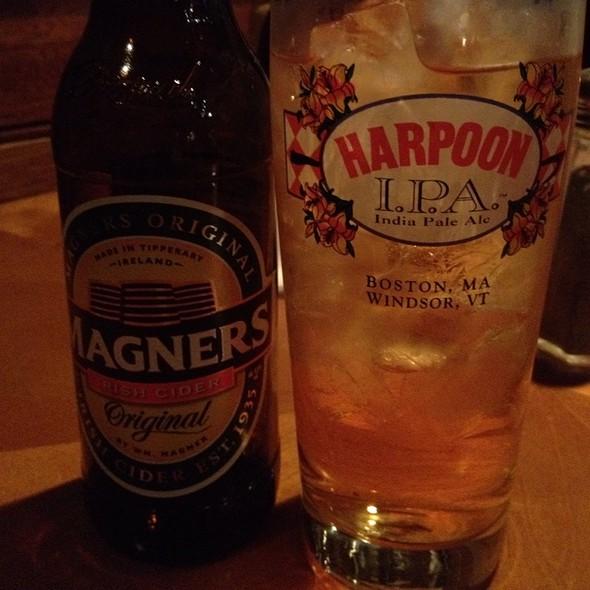 Magners Irish Cider @ Kelly's