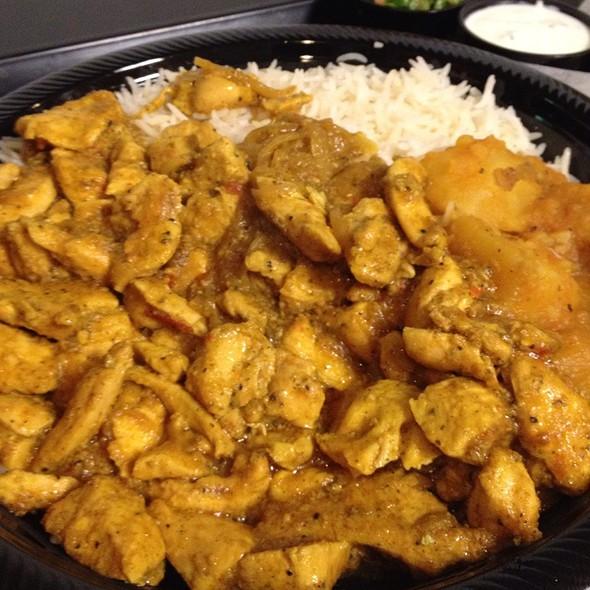 Chicken Daashi