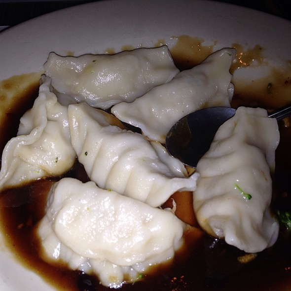 Pork Dumplings @ House of Nanking