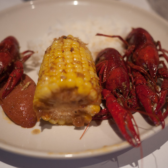 Cajun Crawfish @ Red Crawfish
