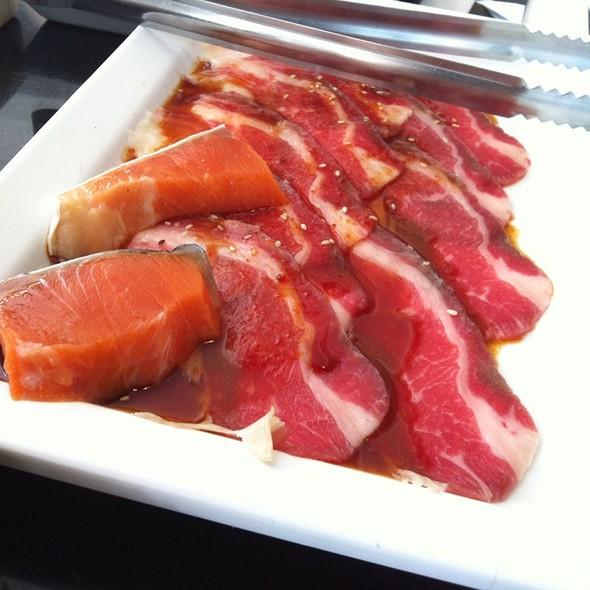 Lunch @ KINGKONG Yakiniku - Ekamai
