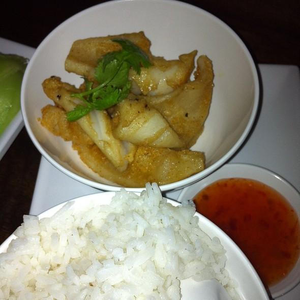 Squid @ Bamboo Dumpling Bar