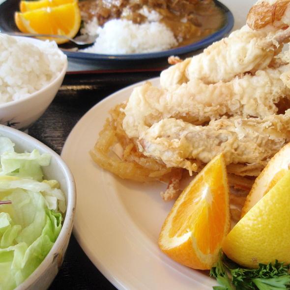 Shrimp Tempura @ Kyoto Japanese Restaurant