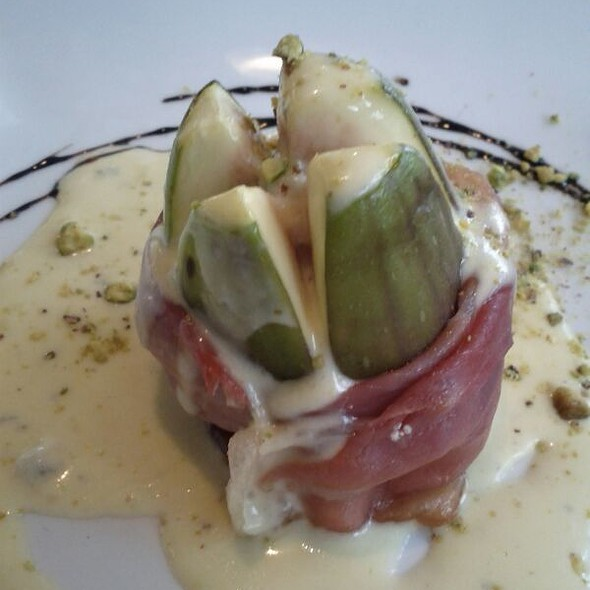 Fresh Figs Wrapped In Prosciutto @ Grappa Ristorante & Bar