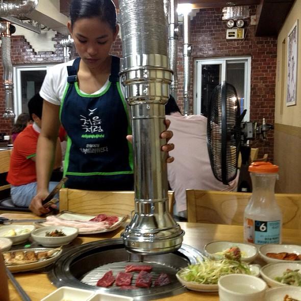 1 Liempo And 1 Short Ribs @ Soga Miga Korean Restaurant