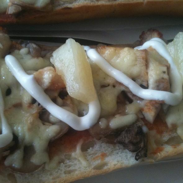 Fast Food @ Biesiadowo. Pizzeria