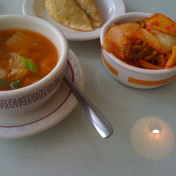 Kimchee @ Seoul Garden Korean Restaurant