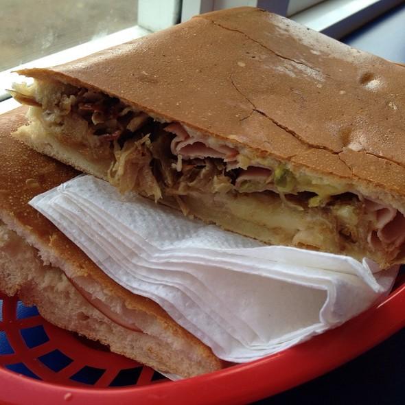 Cubano Sandwich @ Panaderia Don Nico