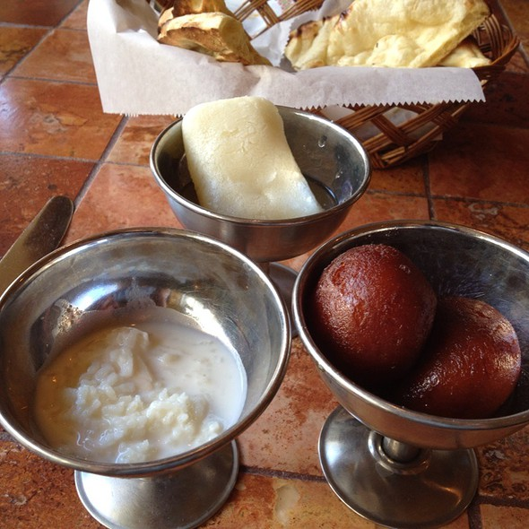 Indian Sweets - The Indian Garden - Chicago, Chicago, IL