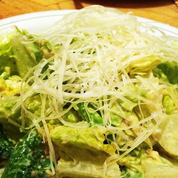 Ceasar Salad @ Carrabba's Italian Grill