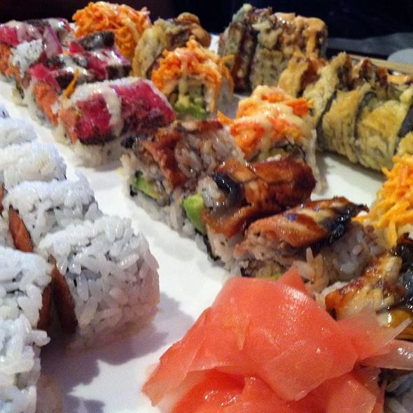 Omg Sushi!