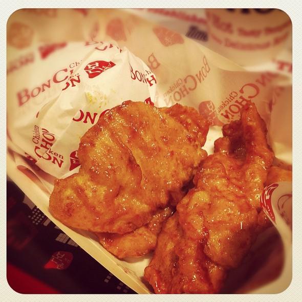 Bon Chon Spicy Chicken @ Bon Chon Chicken