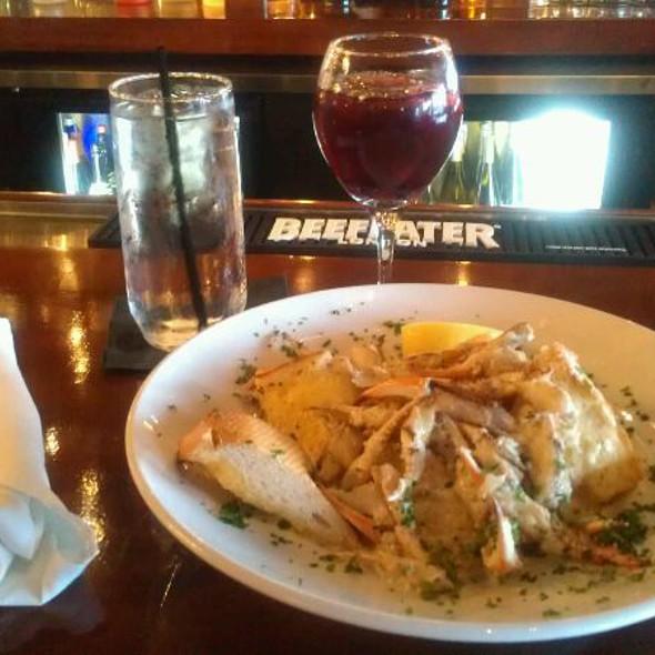 Crab Claws @ Caper's Restaurant and Bar
