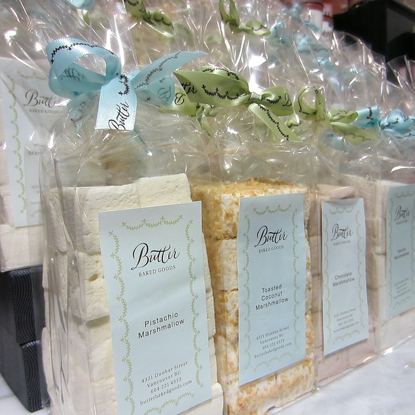 Artisan Marshmallows @ Butter Baked Goods Ltd