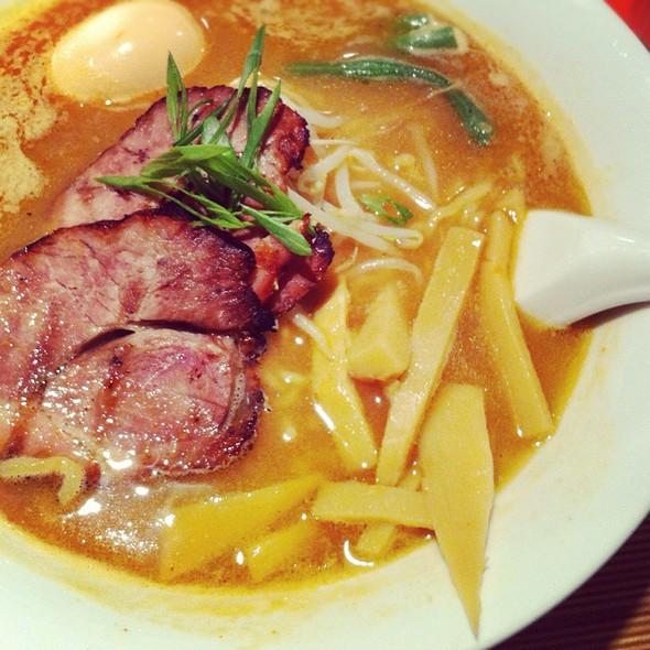 Soupe Miso Râmen @ Big in Japan