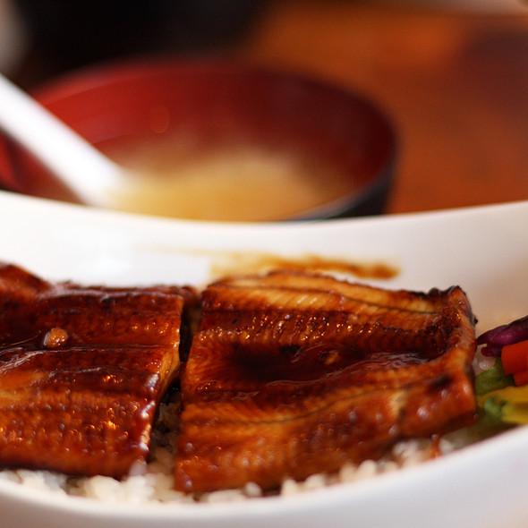 Unadon @ Choshi Restaurant