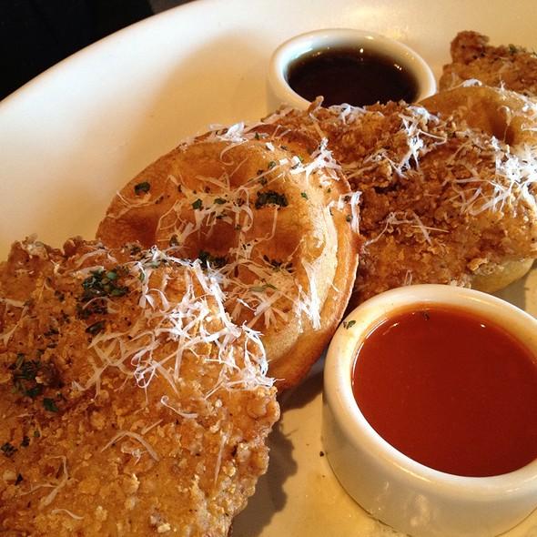 Chicken Fried Chicken & Waffles @ Gram & Dun