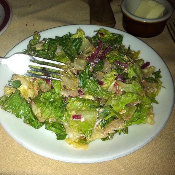 Spinning Beet Salad @ House of Prime Rib