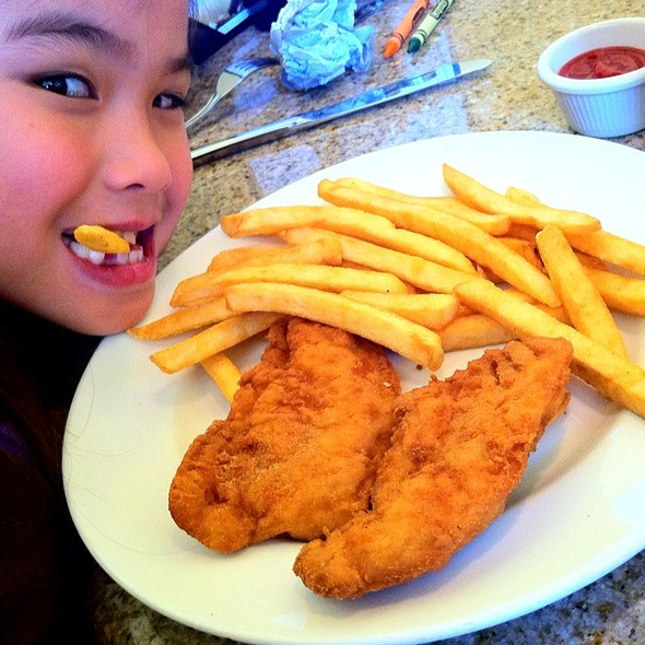 Chicken Fingers @ Gloria's Restaurants
