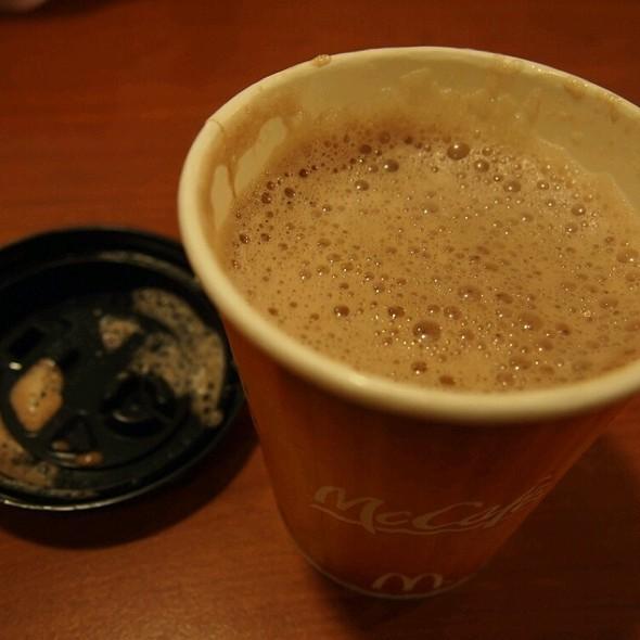 Hot Chocolate @ Mcdonald's