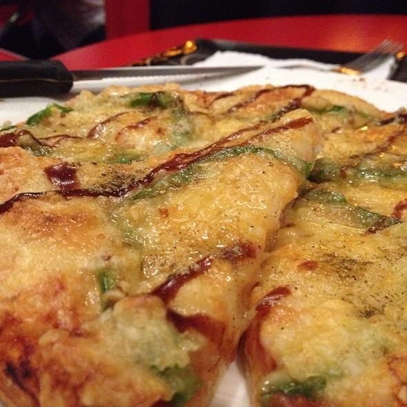 Blue Cheese Pizza @ Bar'licious