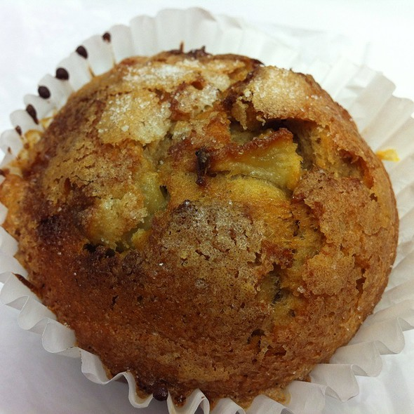 Pear Muffin  @ Van Leeuwen
