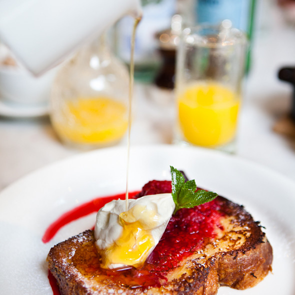 French Toast @ Aurelia London