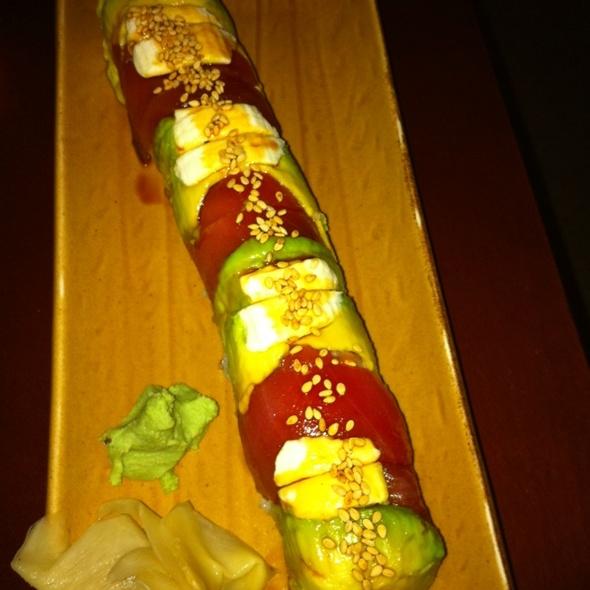Columbus Sushi Roll @ Sushi on North Beach -katsu