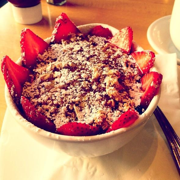 Yogurt and Fruit Parfait @ Neto Caffe & Bakery