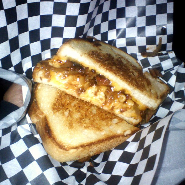 Super Q Brisket Melt @ Super Q Food Truck
