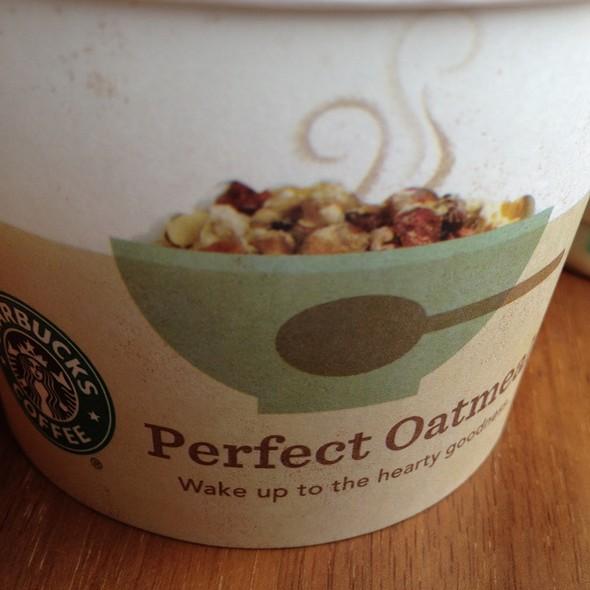 Perfect Oatmeal