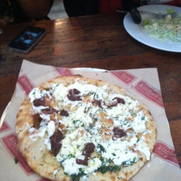 Buratta Cheese, Olive Tapenade @ Kitchen Door