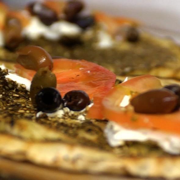 Zatar Bread  @ Phoenicia Bakery & Deli