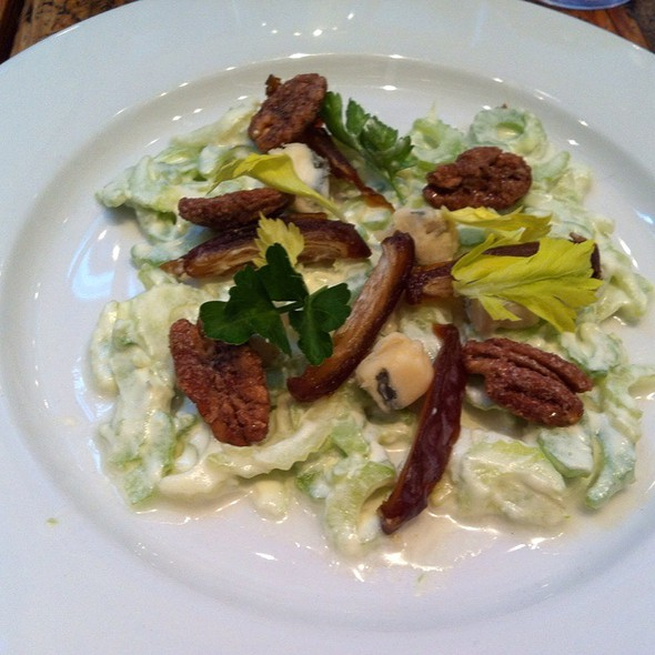 Shaved Celery Salad @ Kitchen Door