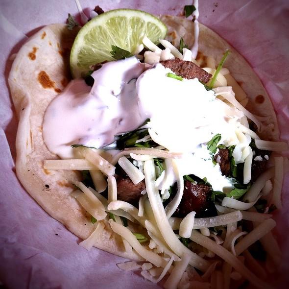 Tex Mex Taco @ Chiloso Mexican Bistro