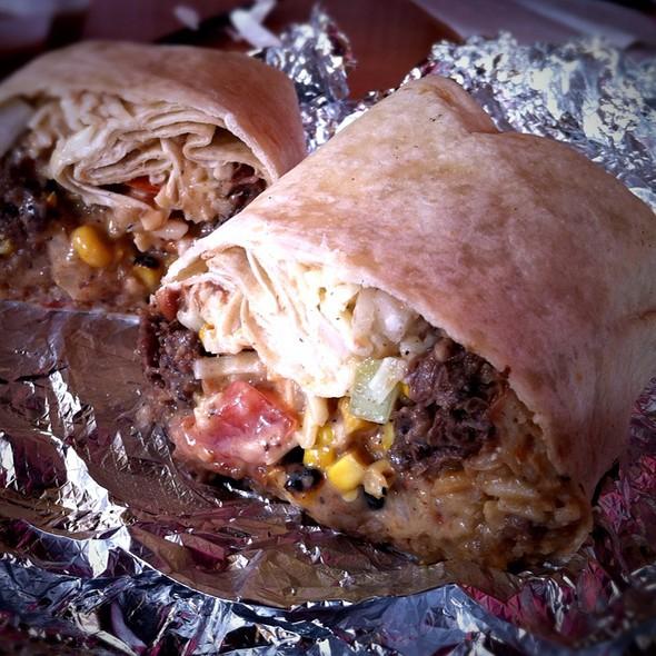 Barbacoa Burrito @ Chiloso Mexican Bistro
